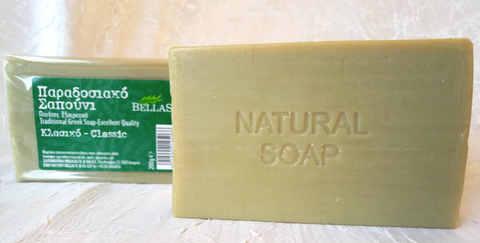 Натуральное мыло Bellas из Греции