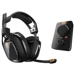 LOGITECH ASTRO Gaming A40 TR Black + MixAmp Pro TR [201197]