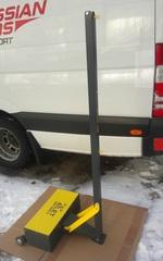 Стойки бадминтонные мобильные «ATLET 30» (противовесы по 30 кг)