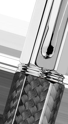 Carandache Varius - Carbon SP, ручка-роллер, F