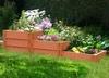 Ограждение декоративное пластиковое «Садовая доска»
