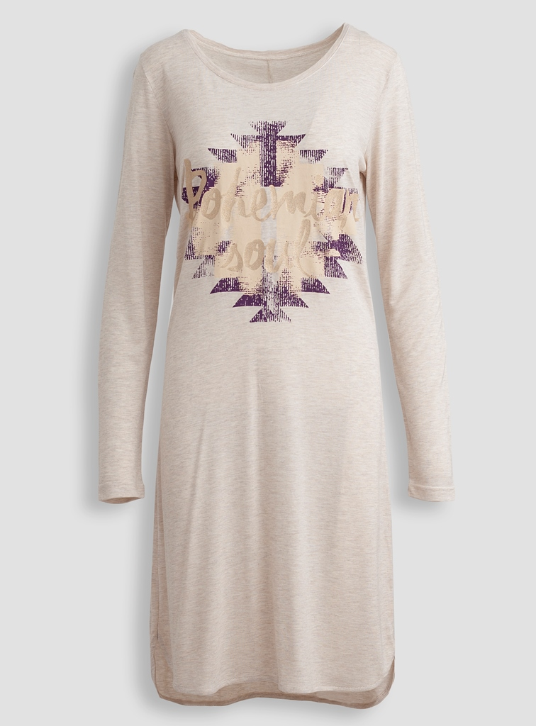 Женская ночная сорочка E17K-52X101