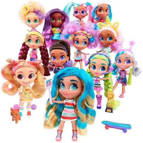 Кукла-сюрприз Hairdorables 1 серия