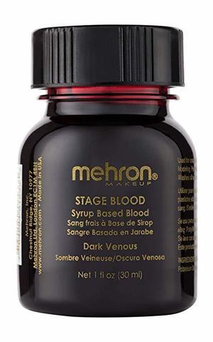 MEHRON Кровь искусственная Dark Venous (темная венозная), 30 мл