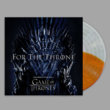 Soundtrack / For The Throne: Game Of Thrones (Coloured Vinyl)(LP)