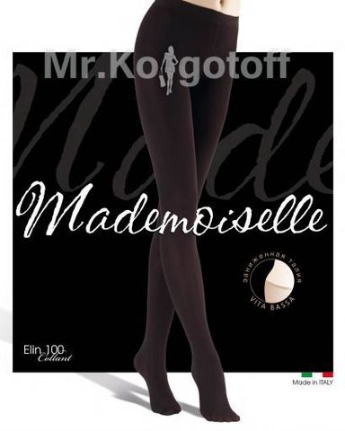 Колготки Mademoiselle Elin 100
