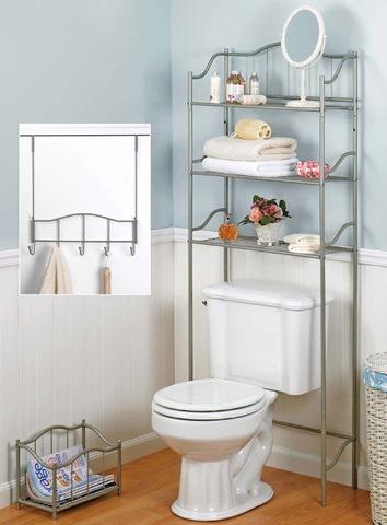Набор держателей для аксессуаров и полотенец Creative Bath Complete Bath Series