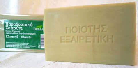 Мыло из Греции Bellas