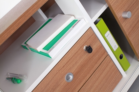 Мебель для офиса PROFIQUADRO (подробное описание)