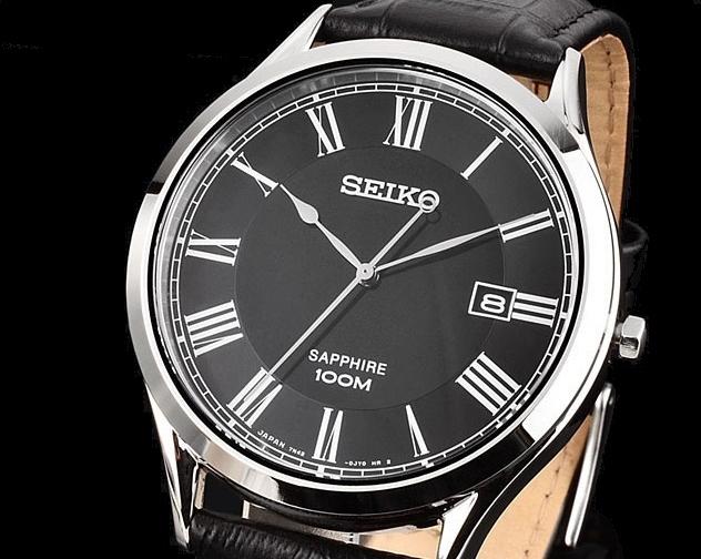 Мужские часы Seiko SGEG99P1 Женские часы Skagen 456SGSG