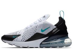 Кроссовки Мужские Nike Air Max 270 White/Black