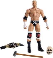 Фигурка Трипл Эйч (Triple H) WrestleMania 33 - рестлер Wrestling WWE Elite Collection, Mattel