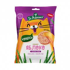 Dr. Korner мини хлебцы рисовые с яблочным соком 30 г