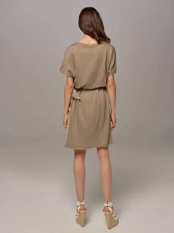 Женское серое платье LE TRICOT - фото 2