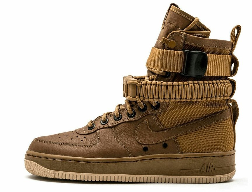 f7535f7c Nike-Air-Force-1-SF-Brown-Krossovki-Najk-Аir-Air-Fors-1-SF-Korichnevye