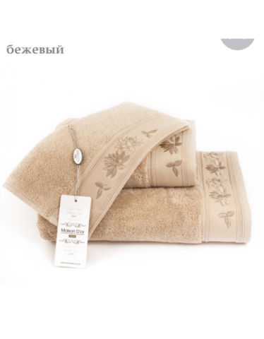 Набор полотенец  ALICE - АЛИС 3пр 30х50 50х90 и 70х140 Maison Dor (Турция)