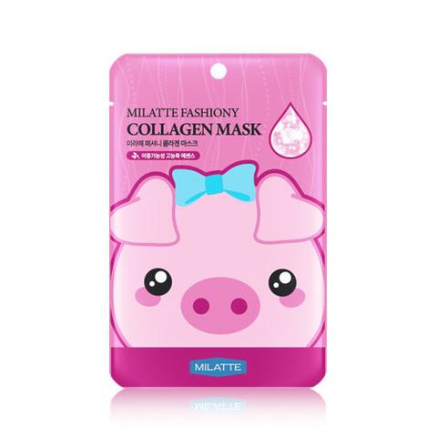 Маска MILATTE Fashiony Collagen Mask 21g
