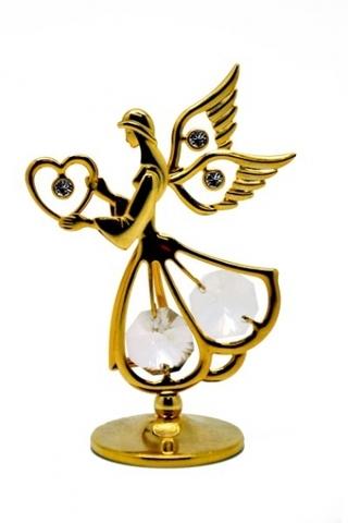 Мини ангел с сердцем 23-001-GCL