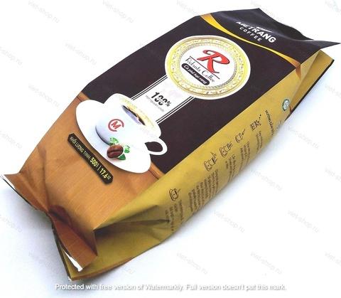 Зерновой кофе Me Trang Robusta, 500 гр.