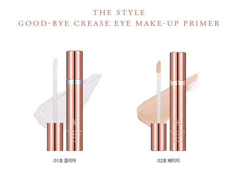 MISSHA The Style Good-Bye Crease Eye Makeup Primer
