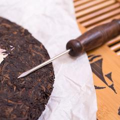 Шило для пуэра с деревянной ручкой
