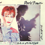 David Bowie / Scary Monsters (Remastered)(CD)