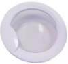 Люк в сборе (стекло люка в сборе с обрамлением) для стиральной машины Indesit (Индезит) 254659