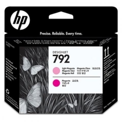 Печатающая головка для HP 792 (CN704A) Magenta-Light magenta