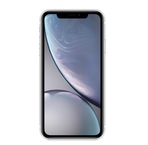 Купить iPhone Xr 64Gb Silver в Перми