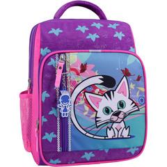 Рюкзак школьный Bagland Школьник 8 л. Фиолетовый 502 (00112702)