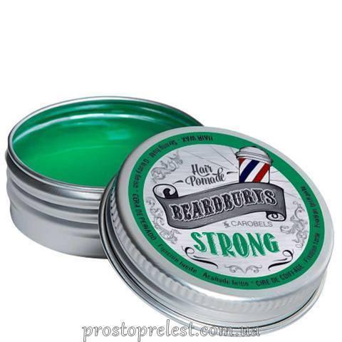 Beardburys Strong Wax - Помада для волос сильной фиксации