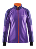Женская лыжная куртка Craft Touring (1903695-2495) фиолетовая