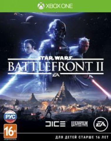 Xbox One Star Wars: Battlefront II (русские субтитры)