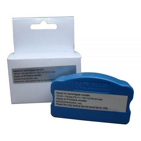 Ресеттер для памперса к Epson B-510DN, B-300, B-310N, B-500DN, Stylus Pro 4900, SureColor SC-P5000, SC-P5000V (T6190 / C13T619000 waste ink tank, ёмкость для отработанных чернил)