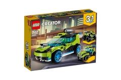 LEGO Creator Суперскоростной раллийный автомобиль 31074