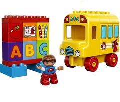 Lego Duplo Мой первый автобус (10603)