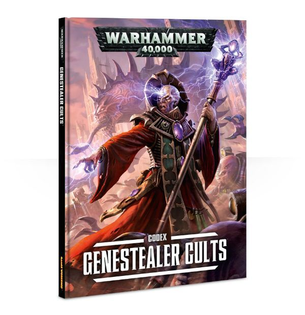Codex: Genestealer Cults [предзаказ]