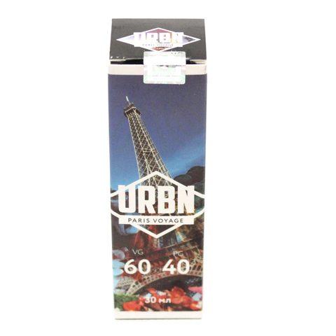 Жидкость URBN Paris Voyage