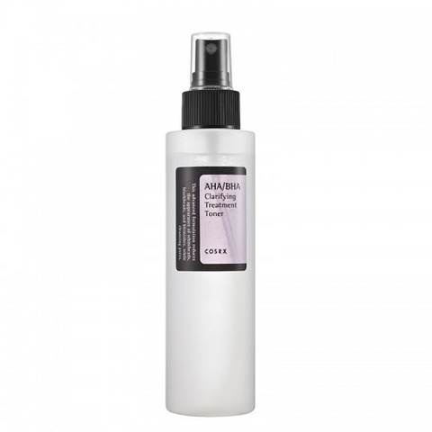 Тонер COSRX AHA / BHA Clarifying Treatment Toner 150ml