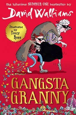 Kitab Gangsta Granny | David Walliams