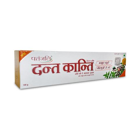 Зубная паста Patanjali Дант Канти Natural, 100 гр.