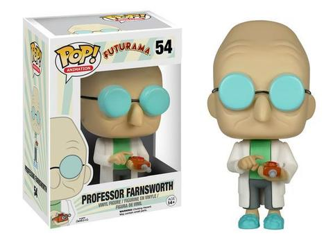 Фигурка Funko POP! Vinyl: Futurama: Professor Farnsworth 6214