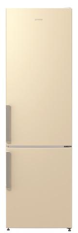 Двухкамерный холодильник Gorenje NRK6201GHC