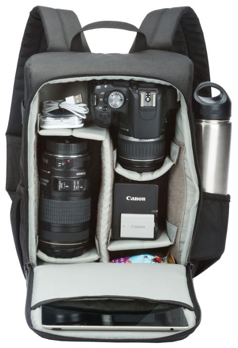 LowePro Format Backpack 150 - легкий, прочный фоторюкзак, который надежно защищает ценную технику от дождя, пыли и грязи, ударов и