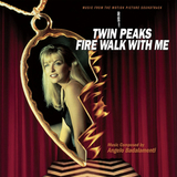 Soundtrack / Angelo Badalamenti: Twin Peaks - Fire Walk With Me (CD)