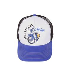 Cap Cub / Бело-синий