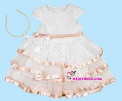 412 платье диадема
