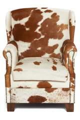 Кресло Secret De Maison FENIX ( mod. M-201S ) — коричневый/белый