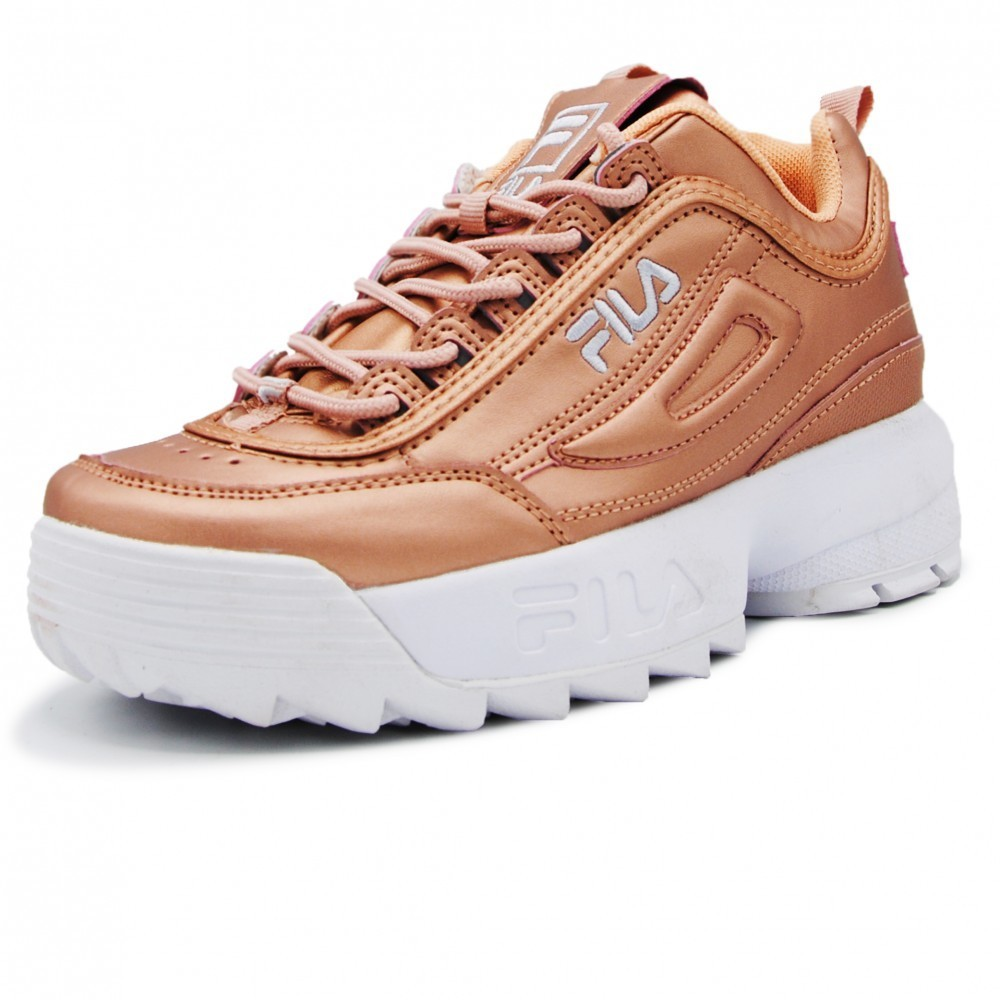 Fila Disruptor II (Gold/White) (005)