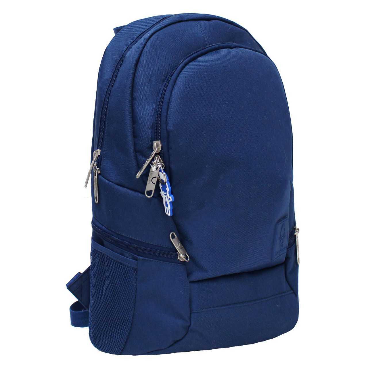 Городские рюкзаки Рюкзак Bagland Urban 20 л. Синий (0053066) IMG_4129.jpg